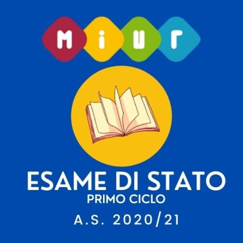 ESAMI DI STATO I CICLO A.S. 2020-2021