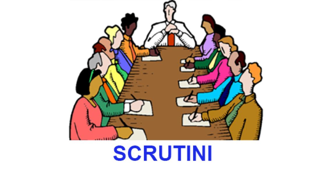 AVVISO N.60 - SCRUTINI DI FINE QUADRIMESTRE FEBBRAIO 2021